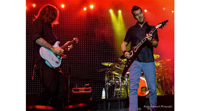 Photos From 311 at the Sands Bethlehem Event Center | Photos & Story by: Kimberly Kanuck