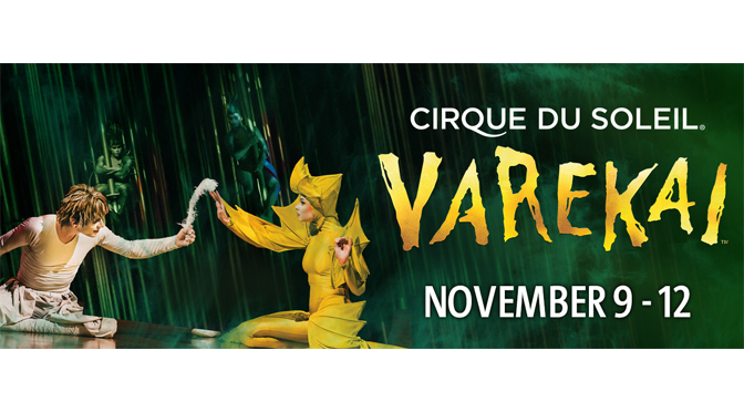 "We have a winner in our ""Paint, Post and Win"" contest for passes to see Cirque du Soleil: Varekai"