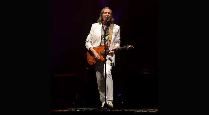 Roger Hodgson delivered an amazing performance at the SBEC | Photos by: Kimberly Kanuck – Review by Joe Scrizzi