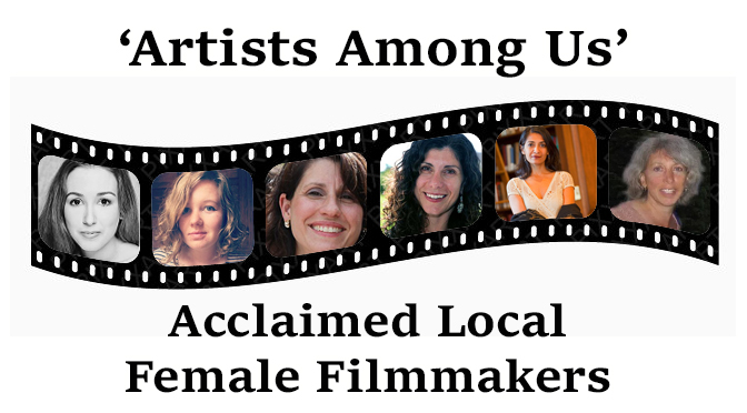 Acclaimed Local Female Filmmakers Focus of 'Artists Among Us' Roundtable Nov. 2 at SteelStacks