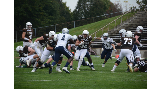 THE MOUNTAIN HAWKS GAINED ANOTHER VICTORY AGAINST THE GEORGETOWN HOYAS