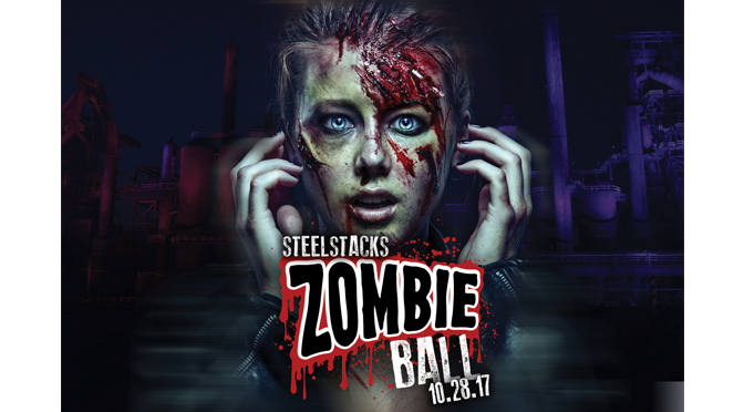 New SteelStacks Zombie Ball Highlights 13 Spook-tacular ArtsQuest Halloween Events This Month