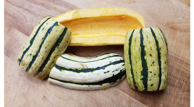 Fresh Squash Recipes – By Joe Scrizzi
