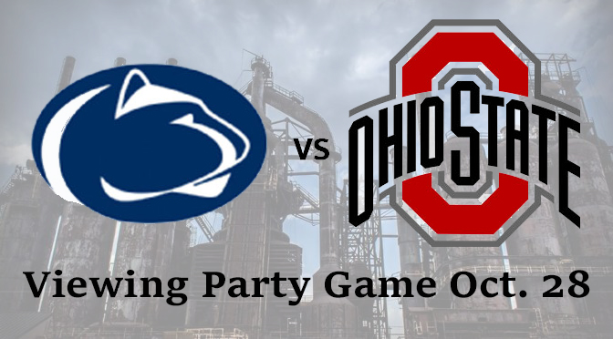 SteelStacks Hosting Outdoor Viewing Party for Penn State-Ohio State Game Oct. 28