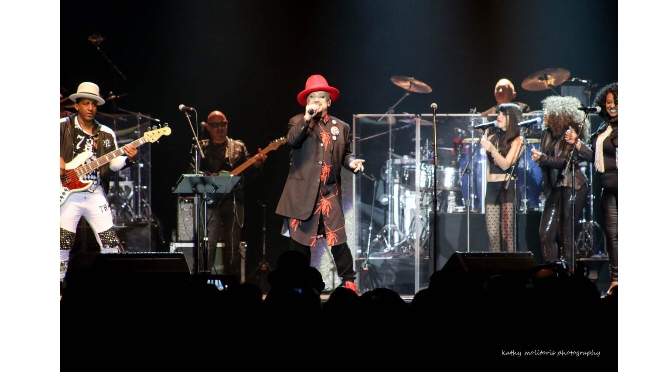 Culture Club ROCKED THE SBEC 80's STYLE – Photos& Story By: Kathy Molitoris