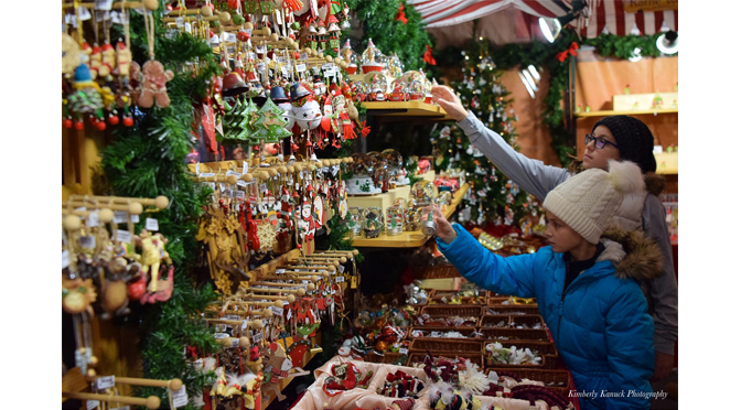 CHRISTKINDLMARKT'S 25TH SEASON IS OFFICIALLY UNDERWAY