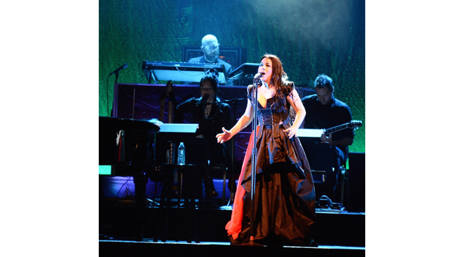 Evanescence: Synthesis Live With Orchestra at The SBEC