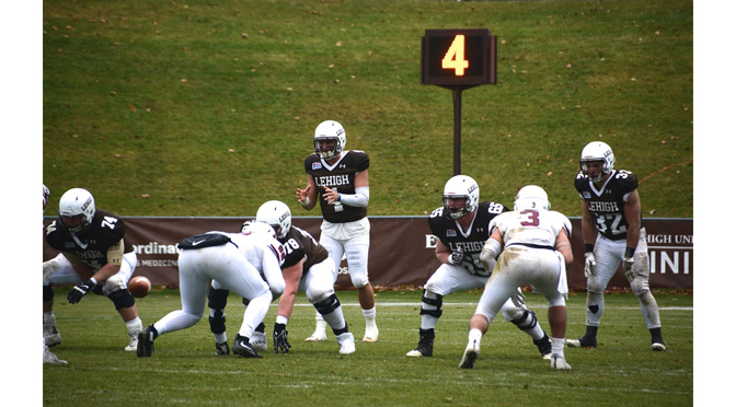 LEHIGH MOUNTAIN HAWKS TAKE THE VICTORY