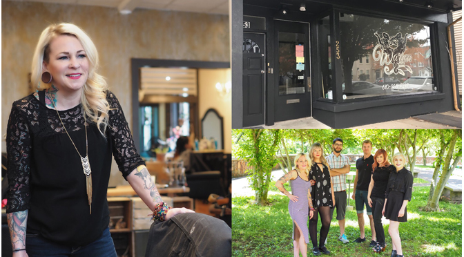 Bethlehem Salon, The Warren, Finds New Den on Broad Street