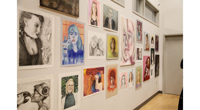 First Friday at High School for the Arts to include Free Art Reception, Poetry Reading and Art & Craft Fair