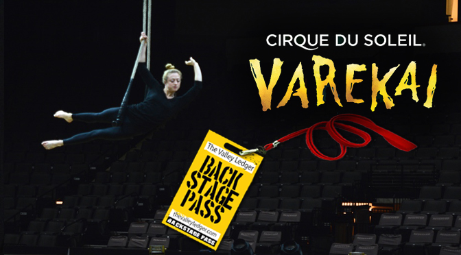 BEHIND THE CURTAIN:  CIRQUE DU SOLEIL'S VAREKAI