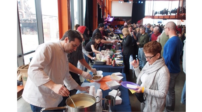 ArtsQuest's 'Souper' Culinary Event Returns to Warm Up Your Winter