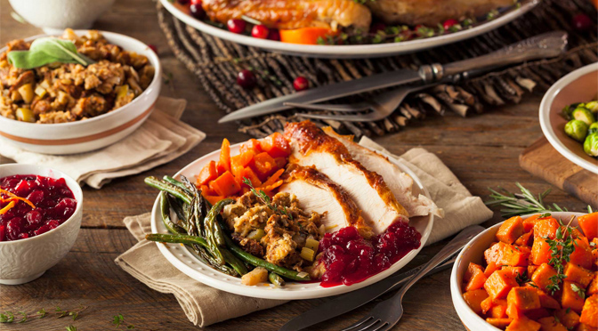 What to do with those Thanksgiving leftovers  – By Joe Scrizzi