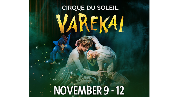 SAVE up to 25% on tickets for Cirque du Soleil: Varekai at the PPL Center