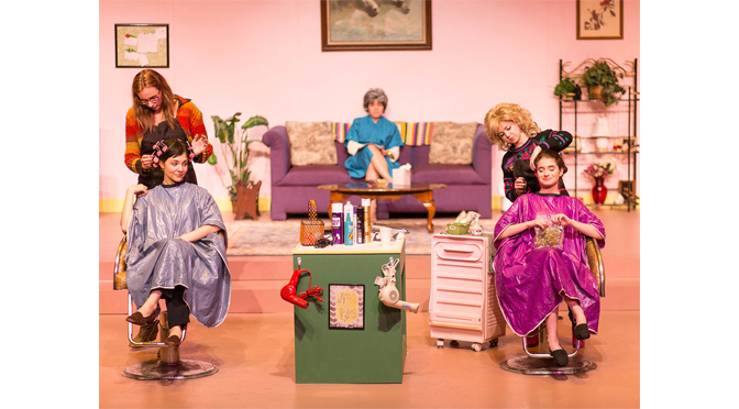 Steel Magnolias opens this week at the Lehigh Valley Charter High School for the Arts