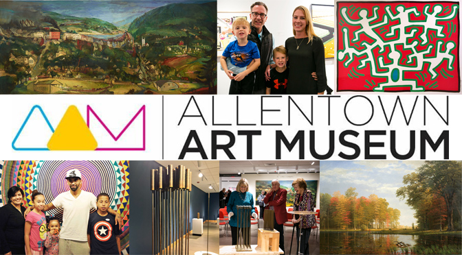 """New Sounds of the Season"" at the Allentown Art Museum"