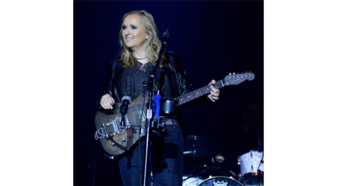 MELISSA ETHERIDGE BROUGHT CHRISTMAS LOVE AND JOY TO BETHLEHEM