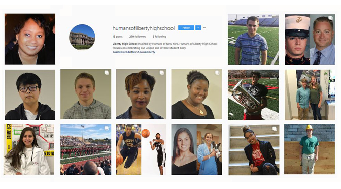 Humans of Liberty High School Instagram Project Takes a Closer Look at Diverse Student Body