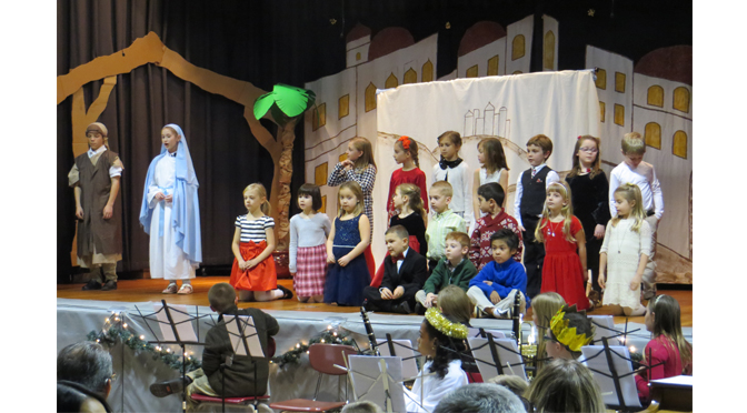 Miracle at St. Isidore School
