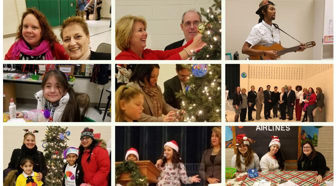 Roosevelt Elementary Celebrates New Community School Partnership