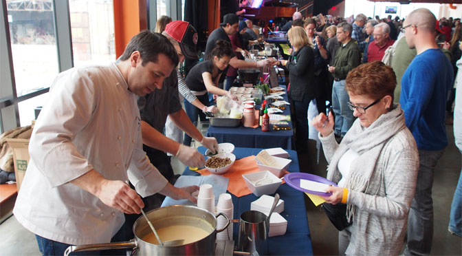ArtsQuest's Souper Bowl Fundraiser Returns for 11th Year Jan. 25 at SteelStacks