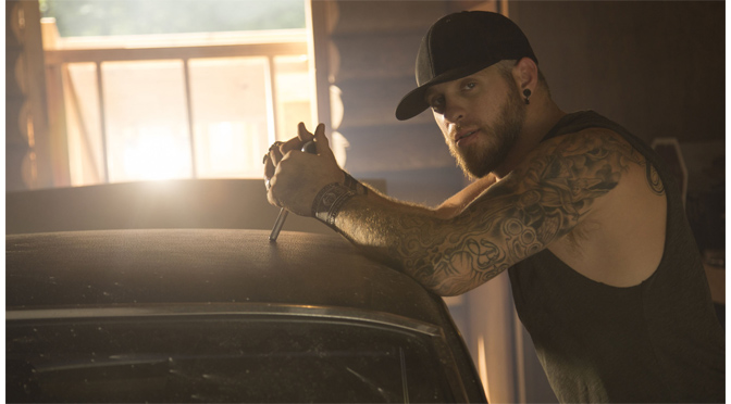 Country Star Brantley Gilbert to Headline Musikfest Aug. 10