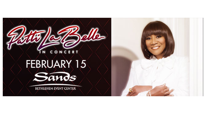 Patti LaBelle Ticket Giveaway!!!