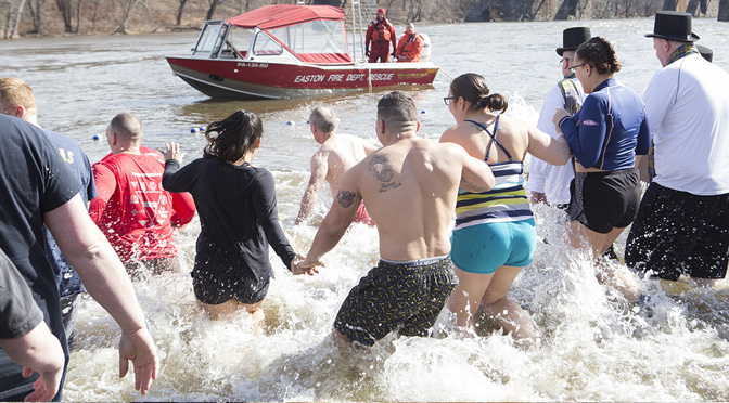 The 2018 Lehigh Valley Polar Plunge – Photos by: Michael Hujsa