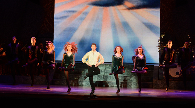 A MAGICAL NIGHT OF IRISH DANCE, MUSIC, AND CULTURE GRACED THE STAGE OF THE EASTON STATE THEATRE