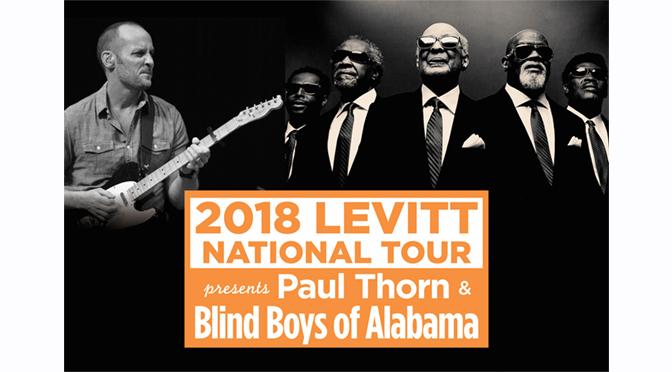 Tour Dates Announced for 2018 Levitt National Tour