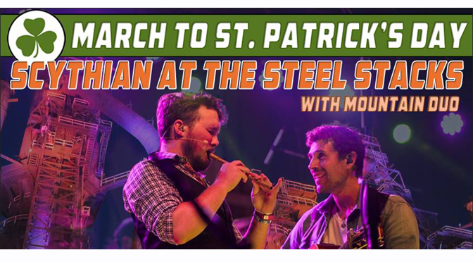 Scythian at the Steel Stacks with Mountain Duo – Review by Joe Scrizzi