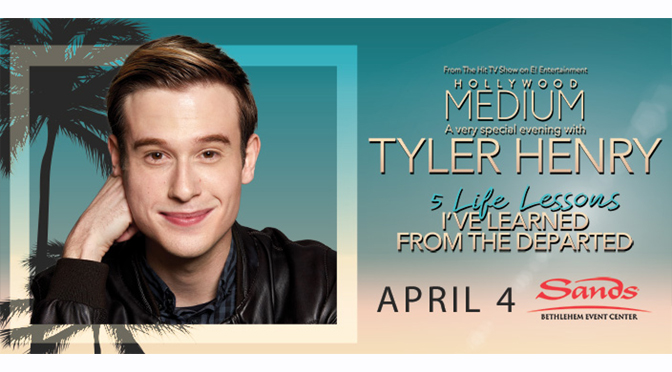Interview with Hollywood Medium Tyler Henry – By: Janel Spiegel