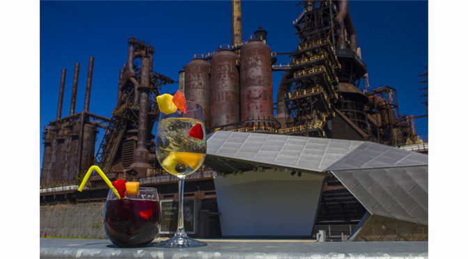 STEELSTACKS HOSTING 3RD ANNUAL SANGRIAFEST JULY 14