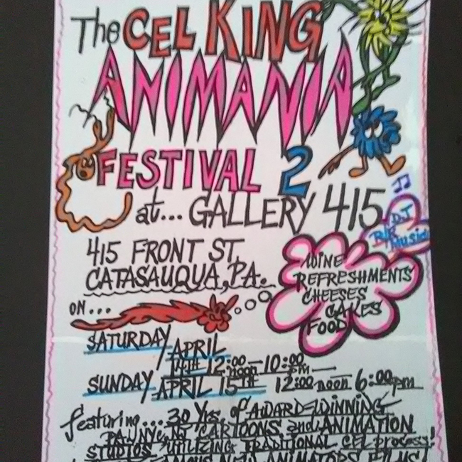 """Richard Laslo """"Cel King"""" coming to the Lehigh Valley"""