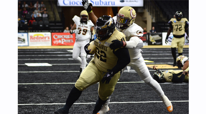 Lehigh Valley Steelhawks 2018 Home Opener