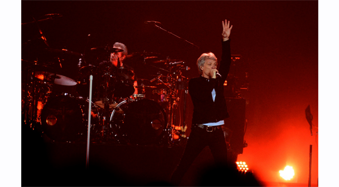 EIGHTEENTH HOUR BROUGHT THE SPARK, BON JOVI BROUGHT THE HITS, ALLENTOWN BROUGHT THE LOVE | by Diane Fleischman