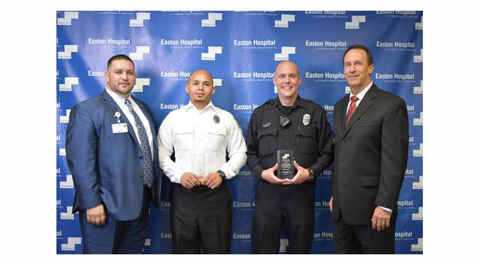 """Steward Easton Hospital Names Exceptional EMS Providers at """"EMS Stewards of the Community"""" Awards"""