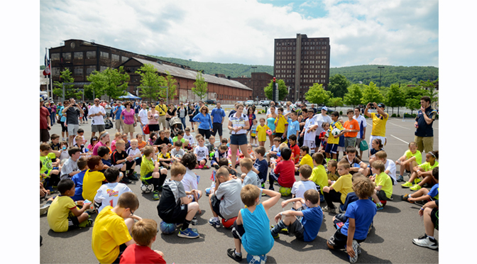 Good Shepherd Pediatrics & Lehigh Valley United Hosting Soccer Clinic for Children with Additional Needs June 20 at SteelStacks