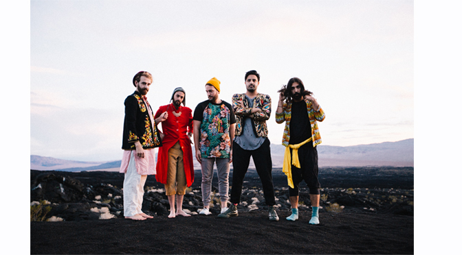 Young the Giant Coming to SteelStacks for Yuengling Summer Concert Series Sept. 18