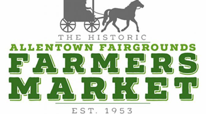Allentown Fairgrounds Farmers Market 65th Anniversary Celebration – July 12th through 14th