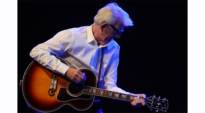 SUMMERTIME POP WITH NICK LOWE AND LOS STRAITJACKETS – Review & Photographs by Diane Fleischman