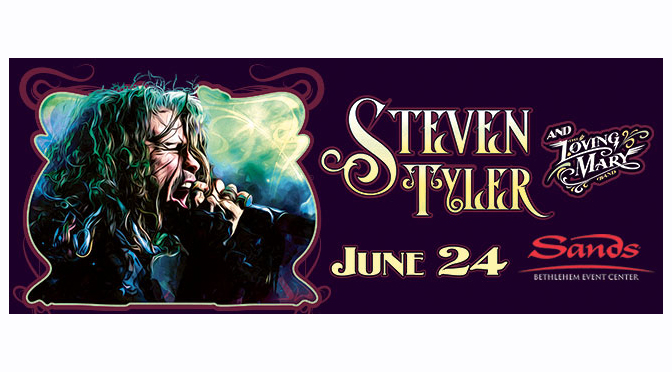 Steven Tyler and The Loving Mary Band WOKE UP THE ROCK GODS! –  Review By: Janel Spiegel