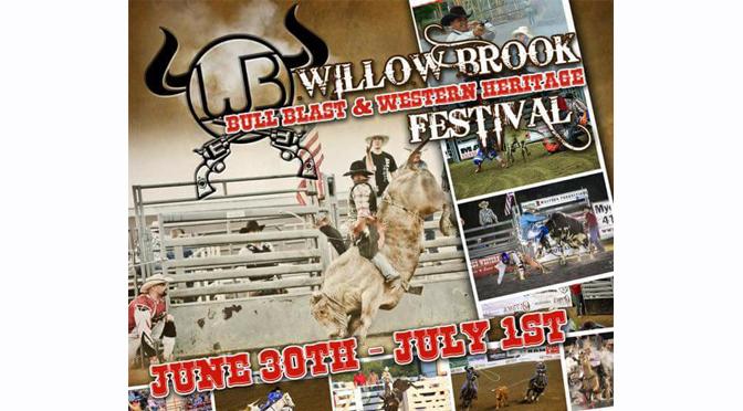 Willow Brook Bull Blast & Western Heritage Festival