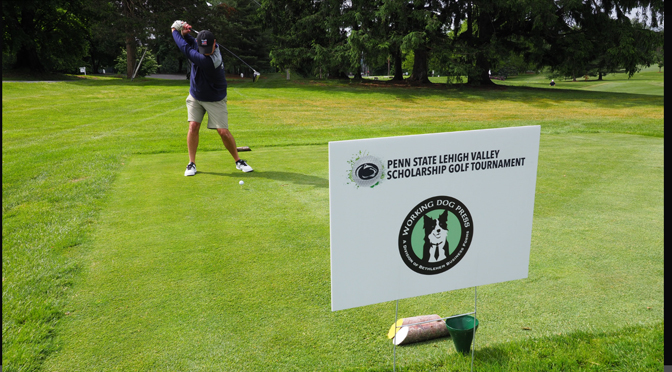 110 Golfers Support Scholarships For Students Through The Psu Lv Golf Tournament The Valley Ledger Its All About The Lehigh Valley