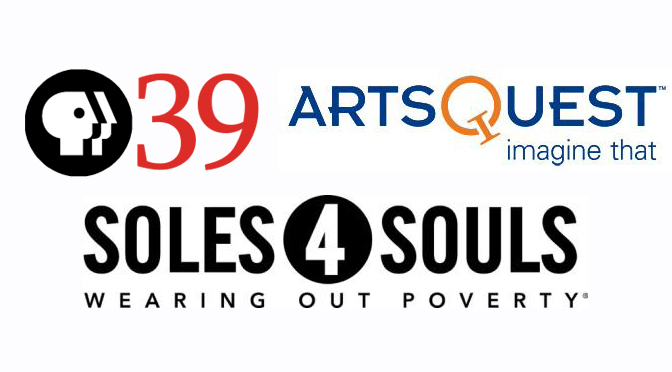 PBS39 and ArtsQuest Partnering to Collecting Gently Used Shoes for Mister Rogers' Neighborhood Shoe Drive to Help Soles4Souls Fight Global Poverty