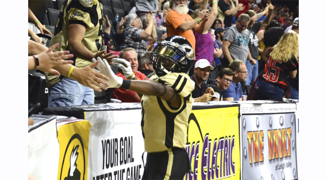 JACKSONVILLE SHARKS VICTORIOUS OVER LEHIGH VALLEY STEELHAWKS – Review & Photographs by Diane Fleischman