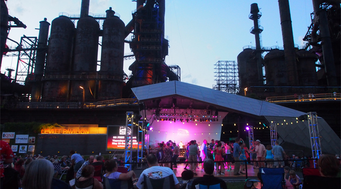 SouthSide Swing at SteelStacks Returns with Free Swing Lessons, Grammy Award Nominee David Ostwald and More