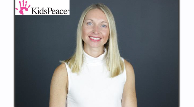 KidsPeace Names Ashleigh Anderson, D.O., Vice President of Medical Affairs, Residential and Community Programs