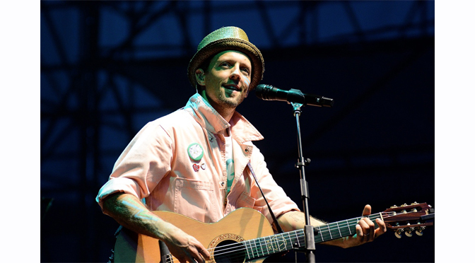 "Jason Mraz Brings ""The Remedy (I Won't Worry)"" and all the Good Vibes to Musikfest"