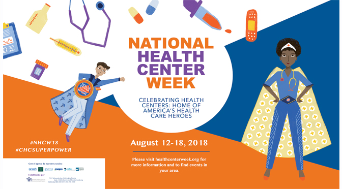 NEIGHBORHOOD HEALTH CENTERS LEHIGH VALLEY  TO CELEBRATE NATIONAL HEALTH CENTER WEEK AUGUST 12 – 18